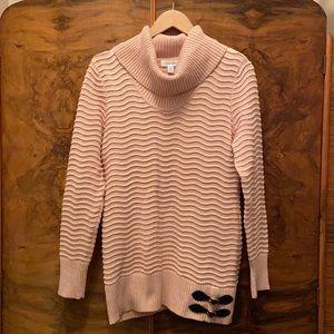 Calvin Klein pale pink sweater